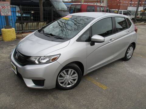 2015 Honda Fit for sale at 5 Stars Auto Service and Sales in Chicago IL