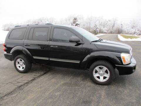 2005 Dodge Durango for sale at Crossroads Used Cars Inc. in Tremont IL