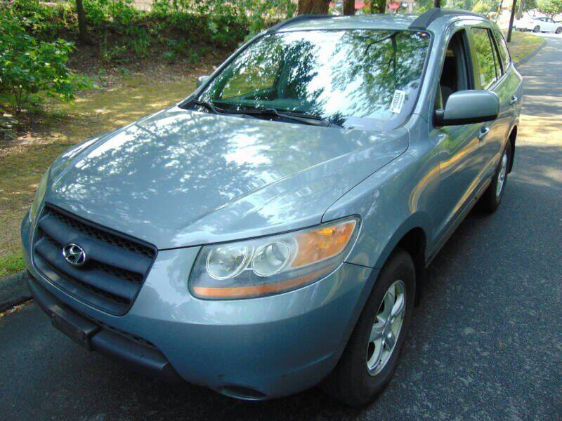 2008 Hyundai Santa Fe for sale at Lakewood Auto in Waterbury CT