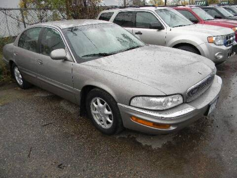 2003 Buick Park Avenue for sale at Northwest Auto Sales in Farmington MN