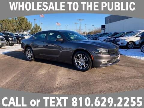 2015 Dodge Charger for sale at Lasco of Grand Blanc in Grand Blanc MI