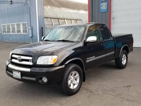 2005 Toyota Tundra for sale at California Auto Deals in Sacramento CA