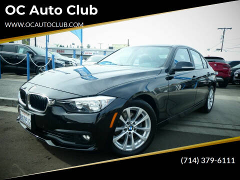 2017 BMW 3 Series for sale at OC Auto Club in Midway City CA