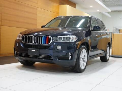2015 BMW X5 for sale at Porsche North Olmsted in North Olmsted OH