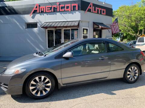 2009 Honda Civic for sale at AMERICAN AUTO in Milwaukee WI