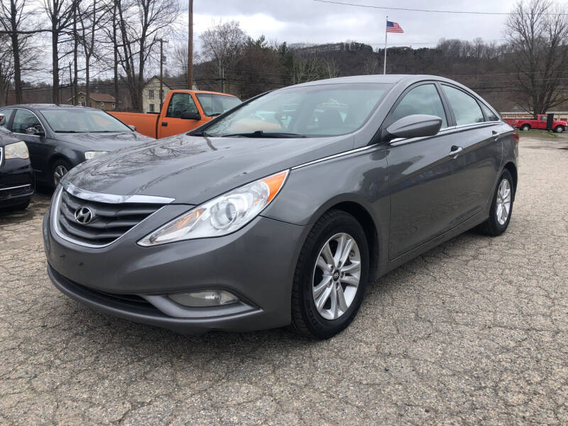 2013 Hyundai Sonata for sale at Used Cars 4 You in Serving NY