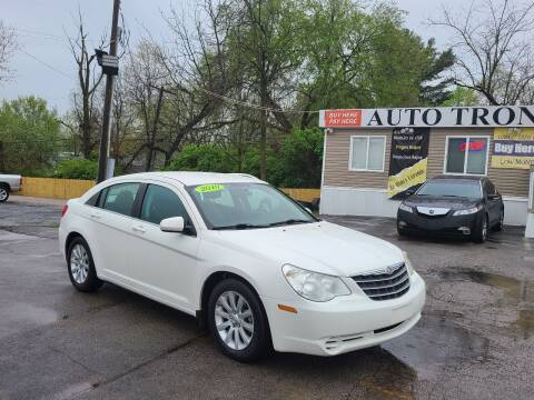 2010 Chrysler Sebring for sale at Auto Tronix in Lexington KY