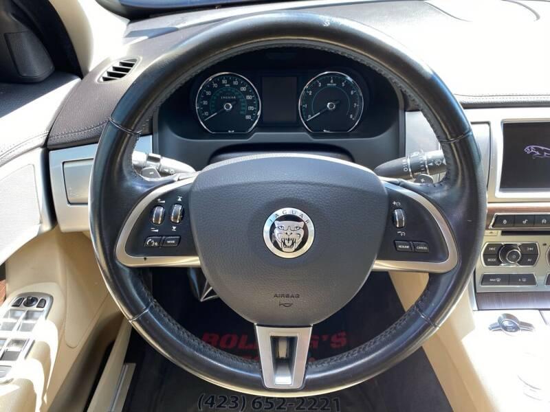 2013 Jaguar XF 3.0 4dr Sedan - Bristol TN