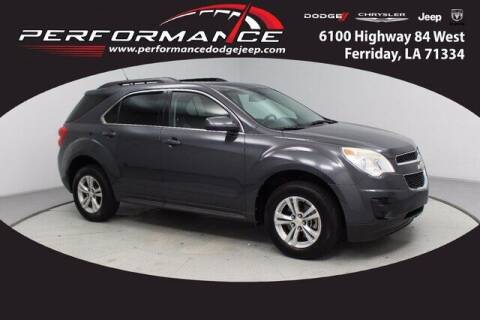 2010 Chevrolet Equinox for sale at Performance Dodge Chrysler Jeep in Ferriday LA