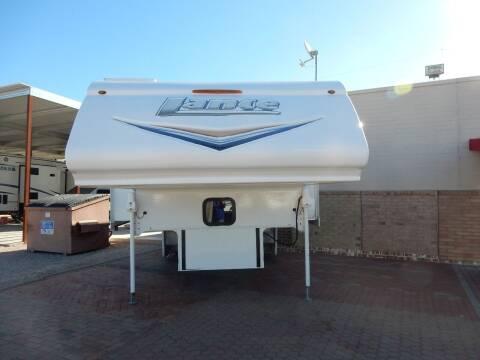 2015 Lance 1052 Truck Camper for sale at Eastside RV Liquidators in Tucson AZ