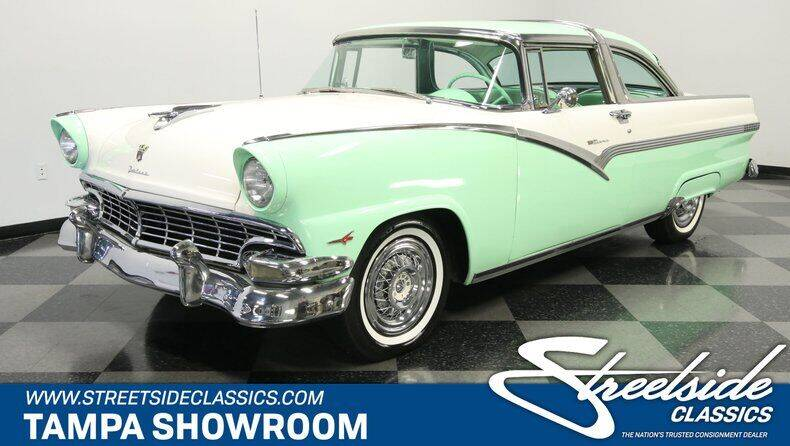 1956 Ford Crown Victoria for sale in Concord, NC