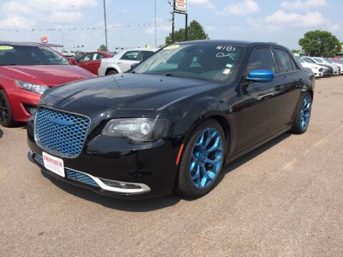 2015 Chrysler 300 for sale at De Anda Auto Sales in South Sioux City NE