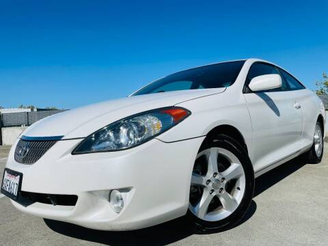 2006 Toyota Camry Solara for sale at Empire Auto Sales in San Jose CA