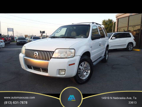 2006 Mercury Mariner for sale at Automaxx in Tampa FL
