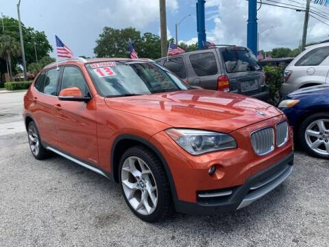2013 BMW X1 for sale at AUTO PROVIDER in Fort Lauderdale FL
