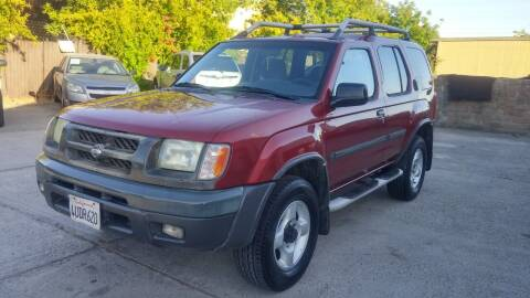2001 Nissan Xterra for sale at Carspot Auto Sales in Sacramento CA