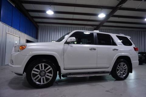 2013 Toyota 4Runner for sale at SOUTHWEST AUTO CENTER INC in Houston TX
