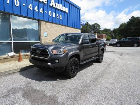 2018 Toyota Tacoma for sale at 1st Choice Autos in Smyrna GA