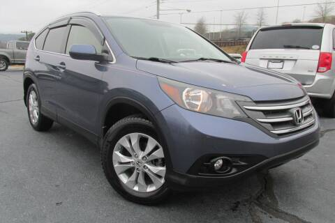 2012 Honda CR-V for sale at Tilleys Auto Sales in Wilkesboro NC