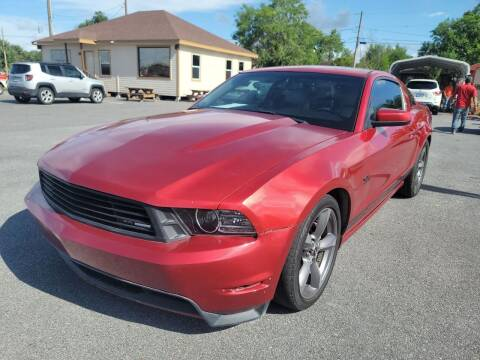 2013 Ford Mustang for sale at Mid Valley Motors in La Feria TX