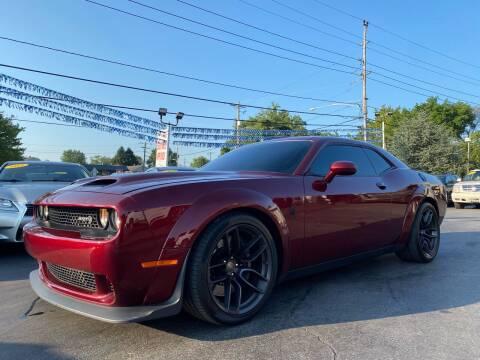 2019 Dodge Challenger for sale at WOLF'S ELITE AUTOS in Wilmington DE