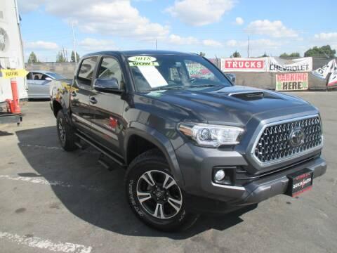 2018 Toyota Tacoma for sale at Quick Auto Sales in Modesto CA