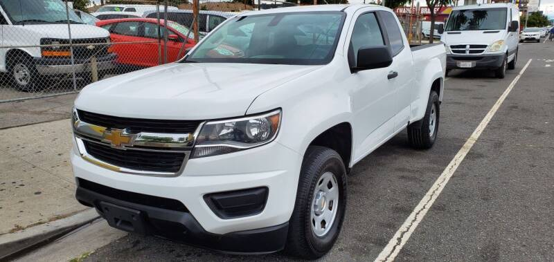 2016 Chevrolet Colorado for sale at WDAS in Lennox CA