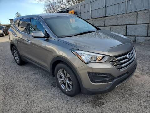 2016 Hyundai Santa Fe Sport for sale at Fortier's Auto Sales & Svc in Fall River MA