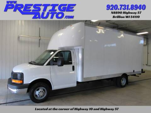 2014 Chevrolet Express Cutaway for sale at Prestige Auto Sales in Brillion WI