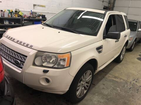 2010 Land Rover LR2 for sale at Cargo Vans of Chicago LLC in Mokena IL