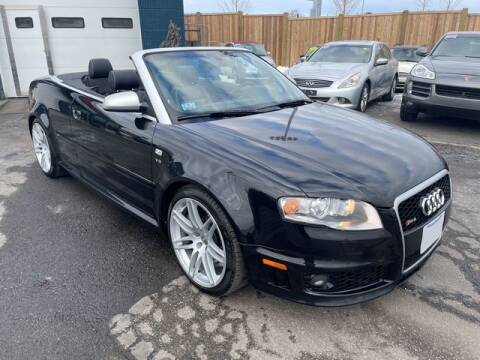 2008 Audi RS 4 for sale at Saugus Auto Mall in Saugus MA