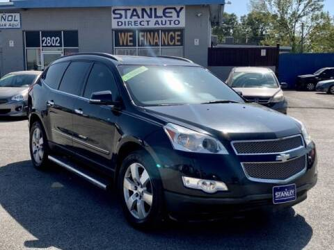 2011 Chevrolet Traverse for sale at Stanley Automotive Finance Enterprise - STANLEY DIRECT AUTO in Mesquite TX