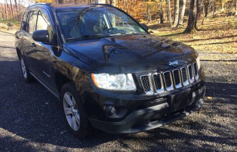 2012 Jeep Compass for sale at Charles and Son Auto Sales in Totowa NJ