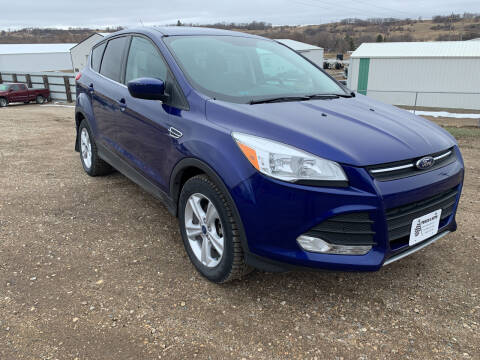 2015 Ford Escape for sale at TRUCK & AUTO SALVAGE in Valley City ND