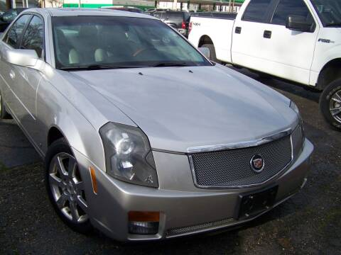 2007 Cadillac CTS for sale at Collector Car Co in Zanesville OH