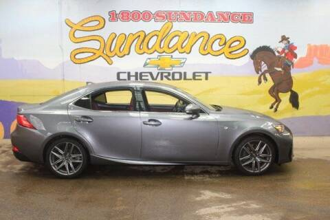 2017 Lexus IS 200t for sale at Sundance Chevrolet in Grand Ledge MI