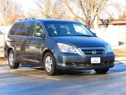 2007 Honda Odyssey for sale at NY AUTO SALES in Omaha NE