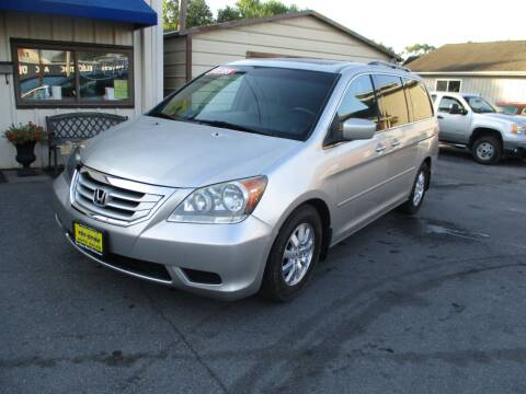 2008 Honda Odyssey for sale at TRI-STAR AUTO SALES in Kingston NY