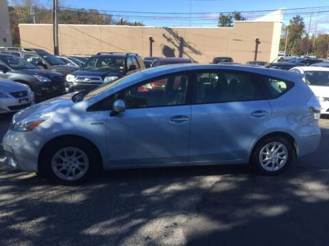 2013 Toyota Prius v for sale at Matrone and Son Auto in Tallman NY