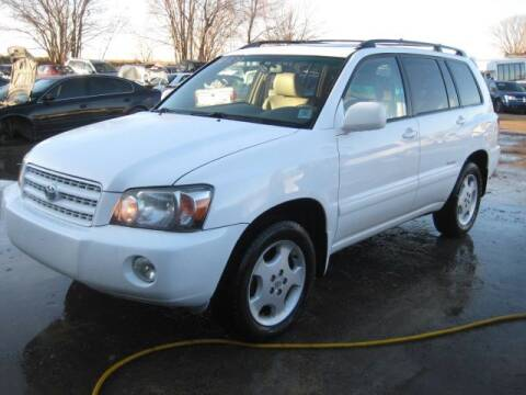 2007 Toyota Highlander for sale at Carz R Us 1 Heyworth IL - Carz R Us Armington IL in Armington IL