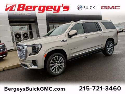 2021 GMC Yukon XL for sale at Bergey's Buick GMC in Souderton PA