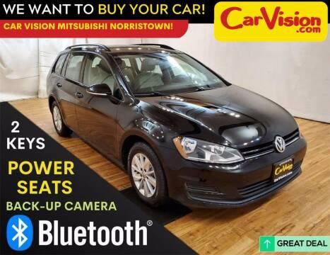 2016 Volkswagen Golf SportWagen for sale at Car Vision Mitsubishi Norristown in Trooper PA