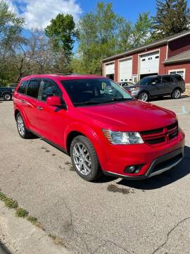 2013 Dodge Journey for sale at Station 45 Auto Sales Inc in Allendale MI