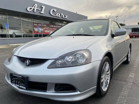 2005 Acura RSX for sale at A1 Carz, Inc in Sacramento CA