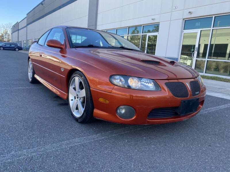 2006 Pontiac GTO for sale at PM Auto Group LLC in Chantilly VA