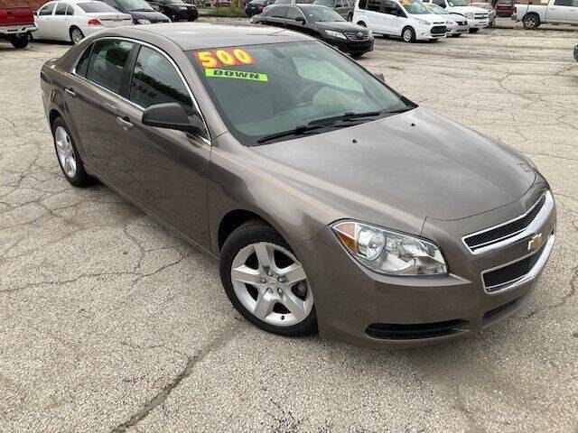 2011 Chevrolet Malibu for sale at Town & City Motors Inc. in Gary IN