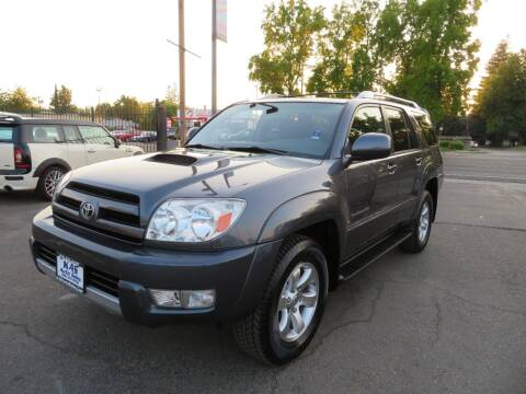 2005 Toyota 4Runner for sale at KAS Auto Sales in Sacramento CA
