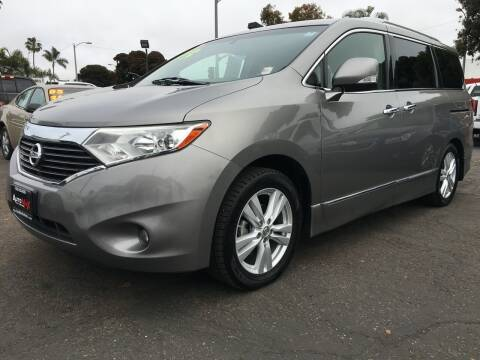 2011 Nissan Quest for sale at Auto Max of Ventura in Ventura CA