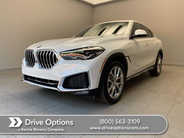2021 BMW X6 for sale at Drive Options in North Olmsted OH