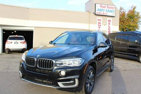 2017 BMW X5 for sale at Road Runner Auto Sales WAYNE in Wayne MI